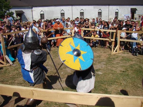 Фестиваль «Стародавний Меджибож»