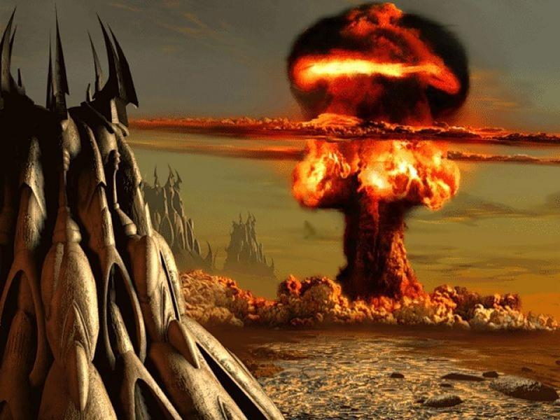 атомные войны древности