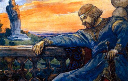 какой из князей на руси был хромоног ответы