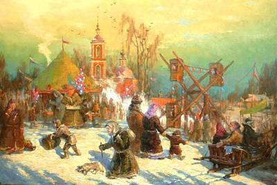 Масленица: история и приметы